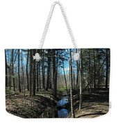 Where The White Tail Deer Run Weekender Tote Bag