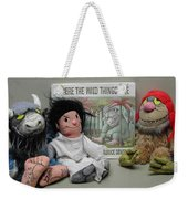 Where The Wild Things Are Weekender Tote Bag