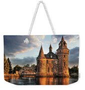 Where Time Stands Still Weekender Tote Bag