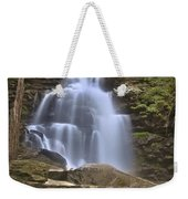 Where Waters Flow Weekender Tote Bag by Evelina Kremsdorf