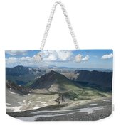 Where We Had Been Weekender Tote Bag