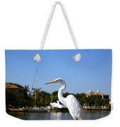 Where's Lunch Weekender Tote Bag