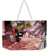 Which Way Up Weekender Tote Bag