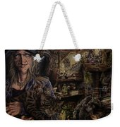 Which Witch Is Which Weekender Tote Bag by Robert Haasdijk