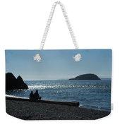 Whidbey Island Beach Weekender Tote Bag