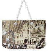 Whig Party Parade, 1840 Weekender Tote Bag