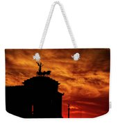While Rome Burns Weekender Tote Bag