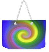 Whimsical Inward Twirls #111 Weekender Tote Bag