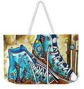 Whimsical Shoes By Madart Weekender Tote Bag