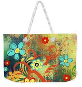 Whimsical Tree Of Happiness Weekender Tote Bag