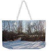 Whimsicle Winter Weekender Tote Bag