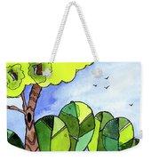 Whimsy Trees Weekender Tote Bag