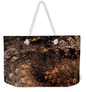 Whip-poor-will Feathers Weekender Tote Bag