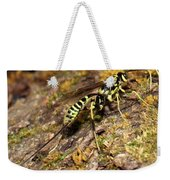Whip Tailed Wasp Weekender Tote Bag