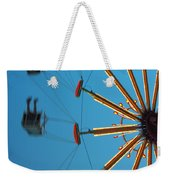 Whirling Twilight Weekender Tote Bag