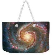 Whirlpool Galaxy  Weekender Tote Bag