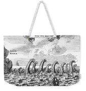 Whirlpool: Maelstrom, 1678 Weekender Tote Bag