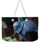 Whirly Bird Weekender Tote Bag