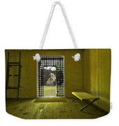 Whiskeytown Jail Weekender Tote Bag