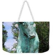 Whisper The Bull Weekender Tote Bag