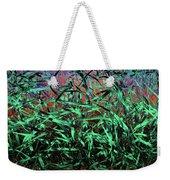 Whispering Grass Weekender Tote Bag