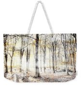 Whispering Woodland In Autumn Fall Weekender Tote Bag