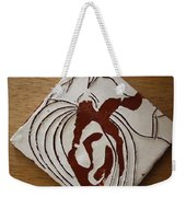 Whispers - Tile Weekender Tote Bag