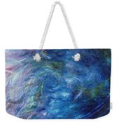 Whispers In A Sea Of Blue Weekender Tote Bag