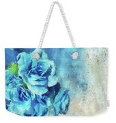 Whispers Of Blue Weekender Tote Bag