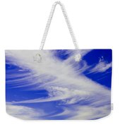 Whispy Clouds Weekender Tote Bag