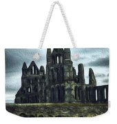 Whitby Abbey, England Weekender Tote Bag