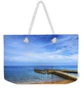 Whitby Beach Weekender Tote Bag