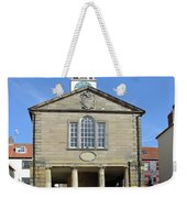 Whitby Old Town Hall Weekender Tote Bag