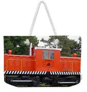 Whitcomb Side Rod Switcher Weekender Tote Bag