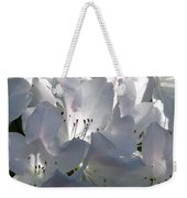 White Azaleas 2 Weekender Tote Bag