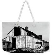 White Barn Weekender Tote Bag