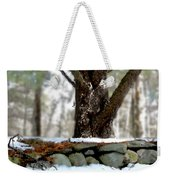 White Breasted Nuthatch Weekender Tote Bag