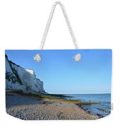 White Cliffs Of Dover Weekender Tote Bag