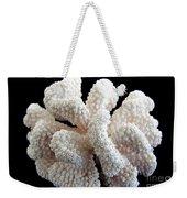 White Coral Weekender Tote Bag