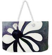 White Daisy Weekender Tote Bag