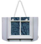 White Door Detail Weekender Tote Bag