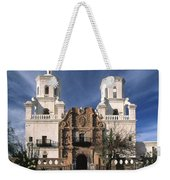 White Dove Of The Desert Weekender Tote Bag