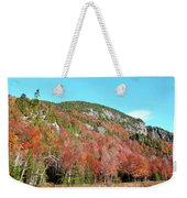 White Face Mt.  Weekender Tote Bag