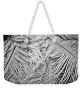 White Feathers #2 Weekender Tote Bag