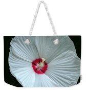 White Hibisci #18 Weekender Tote Bag