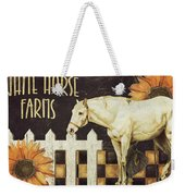 White Horse Farms Vermont Weekender Tote Bag