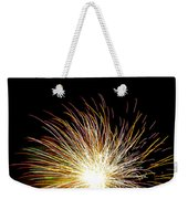 White Hot Weekender Tote Bag