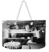 White House Kitchen, 1901 Weekender Tote Bag