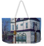 White House Tavern Weekender Tote Bag