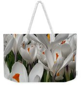 White Magic Weekender Tote Bag